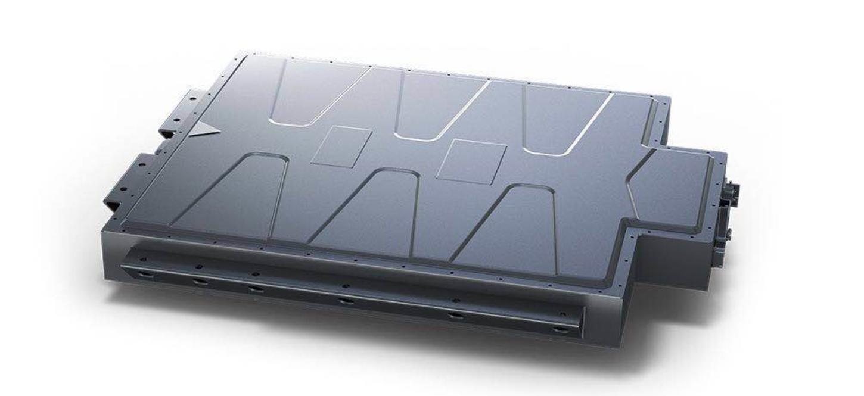 batería de una furgoneta eléctrica Maxus EV31