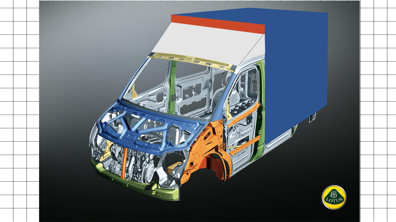 furgoneta eléctrica para empresas de mensajería