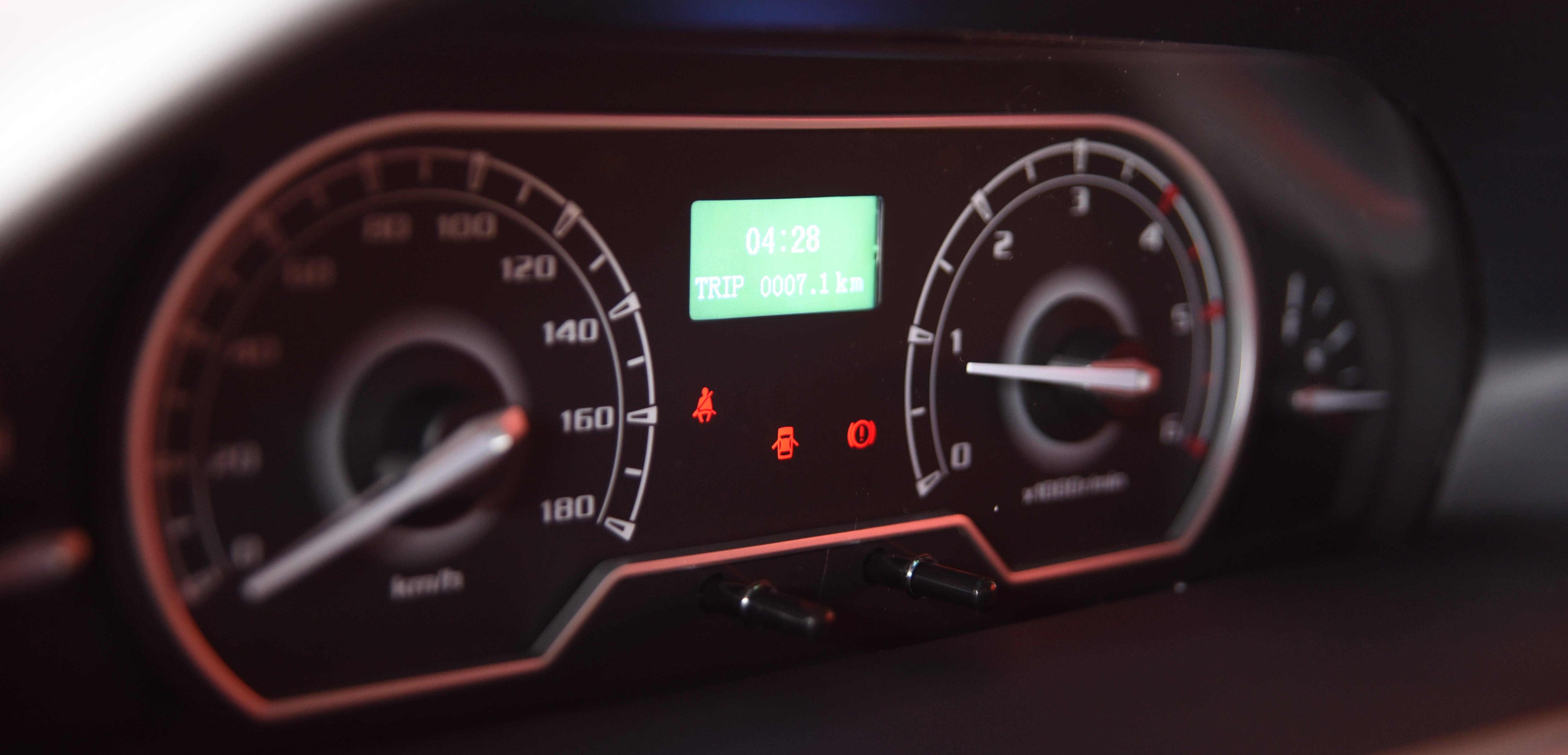 velocidad máxima en una furgoneta eléctrica maxus v80