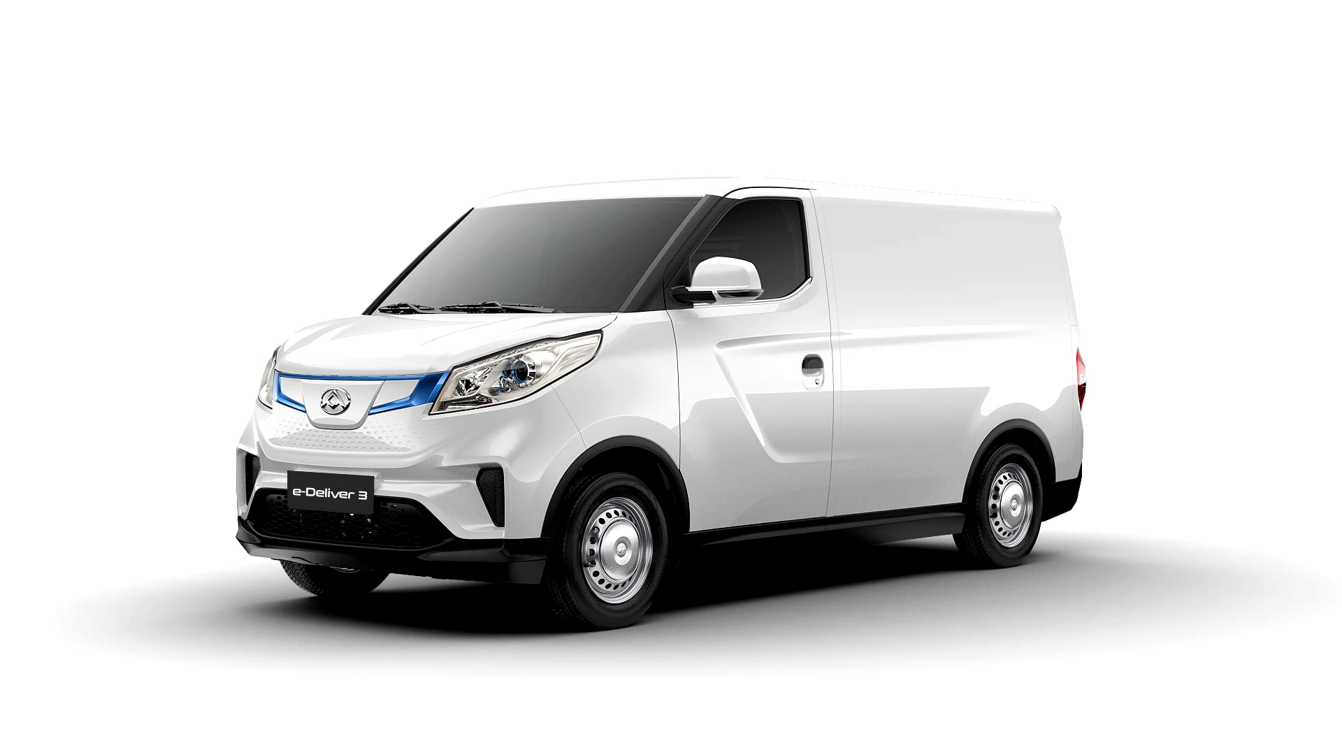furgoneta electrica pequeña