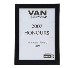 van-fleet-world-premio-a-la-innovacion-2007